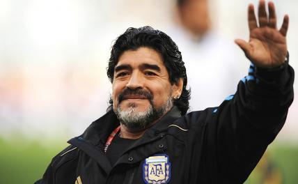 Бог футбола Марадона умер