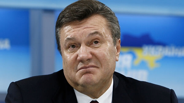 В Украине отменили арест Януковича
