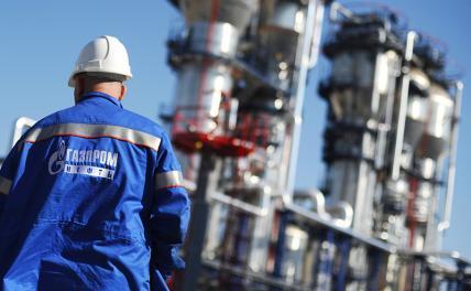 Наши нефть и газ могут уйти из Европы насовсем